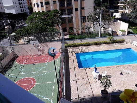 Apartamento residencial à venda, Jardim Aquarius, São José dos Campos - AP11179.