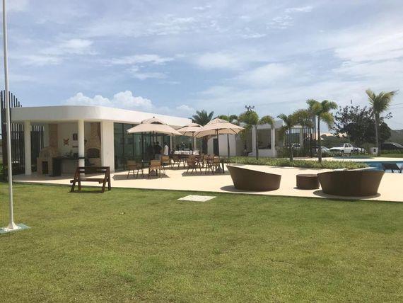 "Terreno à venda Jardins das Dunas, 250 m², condomínio fechado, financia - Mangabeira - <span itemprop=""addressLocality"">Eusébio</span>/CE"