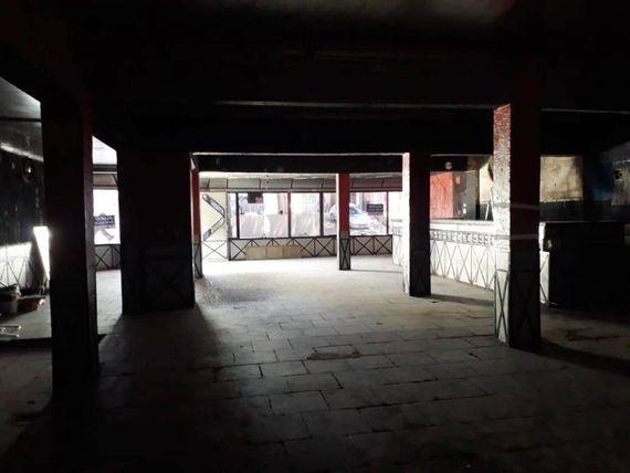 """Salão comercial para locação, Bairro <span itemprop=""""addressLocality"""">Jardim</span>, Santo André - SL0182."""