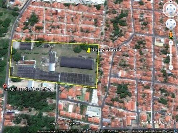 """Terreno comercial à venda, <span itemprop=""""addressLocality"""">Centro</span>, Caucaia."""