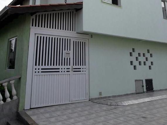 """Sobrado residencial à venda, <span itemprop=""""addressLocality"""">Cidade Satélite Santa Bárbara</span>, São Paulo."""