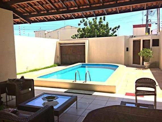 """Casa residencial à venda, <span itemprop=""""addressLocality"""">José de Alencar</span>, Fortaleza."""