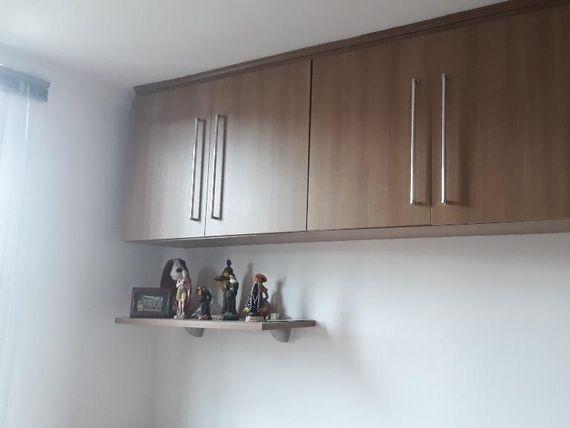 """Apartamento 57m2 Grande 1 Vaga de Garagem, <span itemprop=""""addressLocality"""">Conjunto Residencial José Bonifácio</span>, São Paulo."""