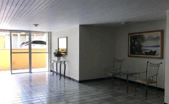 """Apartamento residencial à venda, <span itemprop=""""addressLocality"""">Fátima</span>, Fortaleza."""