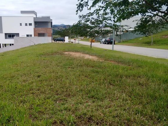 "Terreno residencial à venda, Condomínio Residencial Alphaville II, <span itemprop=""addressLocality"">São José dos Campos</span>."