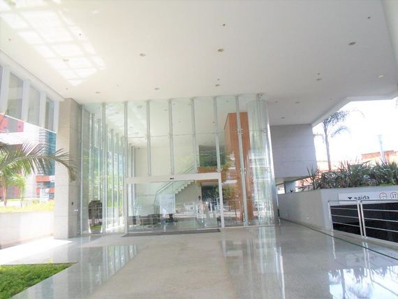 """Conjunto comercial para locação, <span itemprop=""""addressLocality"""">Brooklin</span>, São Paulo."""