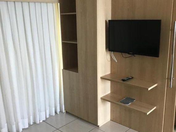 """Apartamento com 2 dormitórios para alugar, 56 m² por R$ 150/mês - <span itemprop=""""addressLocality"""">Meireles</span> - Fortaleza/CE"""