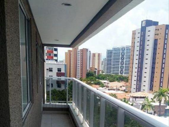 """Apartamento à venda, 90 m² por <span itemscope="""""""" itemtype=""""http://schema.org/TradeAction""""><span itemprop=""""price"""">R$ 590.000</span></span>- <span itemprop=""""addressLocality"""">Aldeota</span> - Fortaleza/CE"""