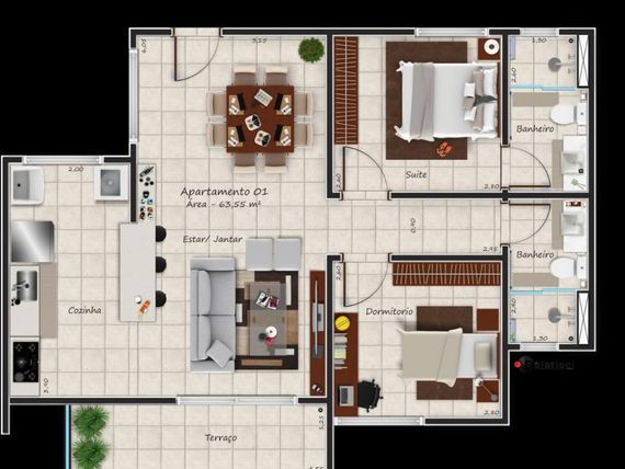 """Apartamento à venda, 63 m² por <span itemscope="""""""" itemtype=""""http://schema.org/TradeAction""""><span itemprop=""""price"""">R$ 280.000</span></span>- <span itemprop=""""addressLocality"""">Parque do Carmo</span> - São Paulo/SP"""