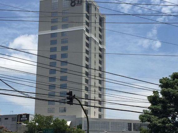 """Sala comercial para locação, <span itemprop=""""addressLocality"""">Jardim São Dimas</span>, São José dos Campos."""