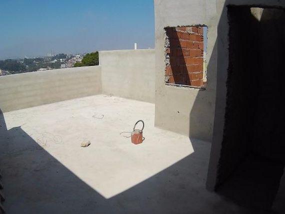 "Cobertura 86,8 m² 2 dormitórios, 1 vaga Bairro Parque Oratório - <span itemprop=""addressLocality"">Santo André</span>."