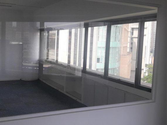 """Conjunto comercial para locação, <span itemprop=""""addressLocality"""">Brooklin Paulista</span>, São Paulo."""