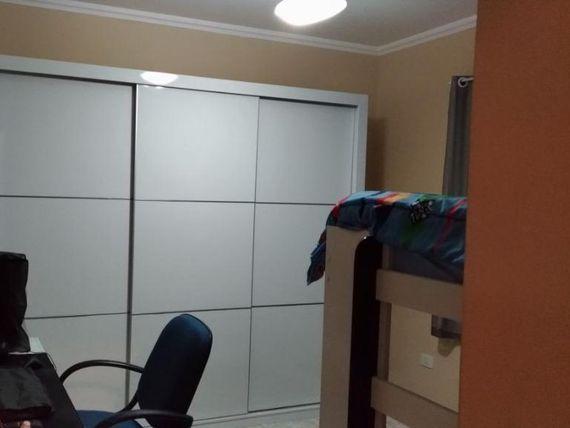 Sobrado residencial à venda, Jardim Brasília (Zona Leste), São Paulo - SO2592.