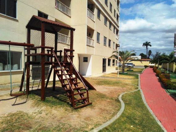 "Apartamento residencial à venda, <span itemprop=""addressLocality"">Messejana</span>, Fortaleza."