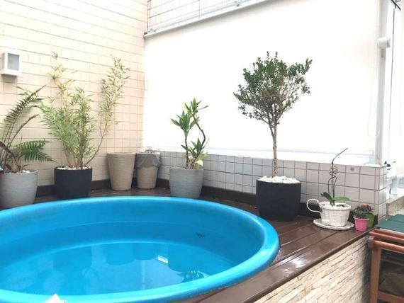"""Penthouse com 3 dormitórios à venda, 98 m² por <span itemscope="""""""" itemtype=""""http://schema.org/TradeAction""""><span itemprop=""""price"""">R$ 800.000</span></span>- <span itemprop=""""addressLocality"""">Mooca</span> - São Paulo/SP"""