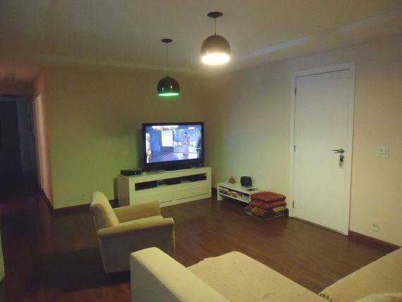 Apartamento 125 m² lindíssimo em bairro nobre.