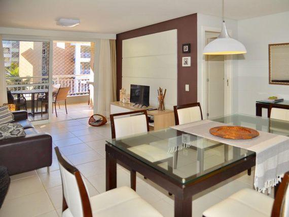 """Vista mar, pé na areia.Apartamento com 3 dormitórios à venda, 104 m² por <span itemscope="""""""" itemtype=""""http://schema.org/TradeAction""""><span itemprop=""""price"""">R$ 545.000</span></span>- <span itemprop=""""addressLocality"""">Porto das Dunas</span> - Aquiraz/Ceará"""