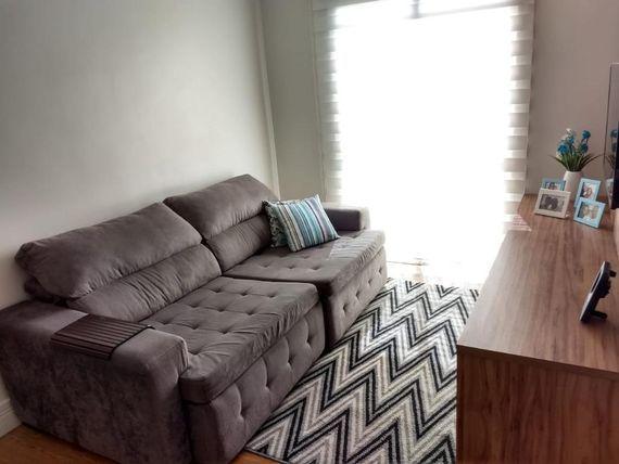 """Apartamento com 2 dormitórios à venda, 58 m² por <span itemscope="""""""" itemtype=""""http://schema.org/TradeAction""""><span itemprop=""""price"""">R$ 370.000</span></span>- <span itemprop=""""addressLocality"""">Vila Carrão</span> - São Paulo/SP"""