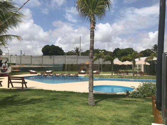 "Terreno à venda Jardins das Dunas, 252 m², condomínio fechado, financia - Mangabeira - <span itemprop=""addressLocality"">Eusébio</span>/CE"