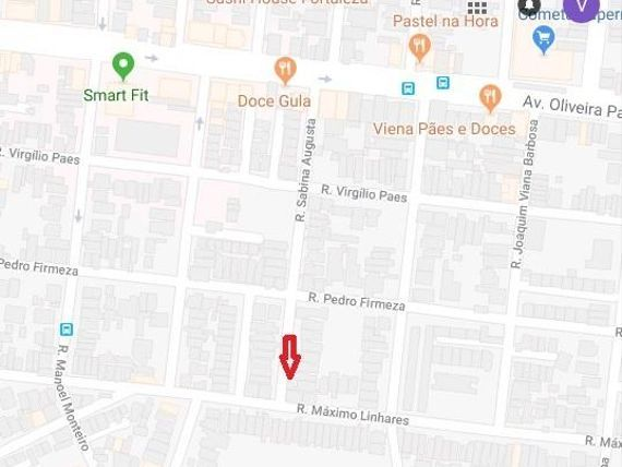 """Casa residencial à venda, <span itemprop=""""addressLocality"""">Cidade dos Funcionários</span>, Fortaleza."""