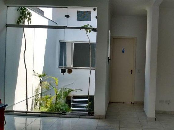 """Sobrado comercial para locação, Jardim Bela Vista, <span itemprop=""""addressLocality"""">Santo André</span>."""