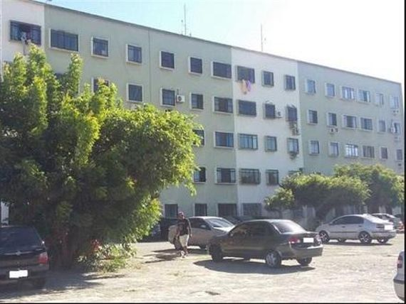 "Apartamento com 2 dormitórios para alugar, 60 m² por <span itemscope="""" itemtype=""http://schema.org/TradeAction""><span itemprop=""price"">R$ 509</span></span>/mês - Pan Americano - <span itemprop=""addressLocality"">Fortaleza</span>/CE"