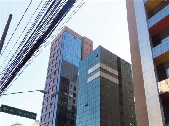 "Conjunto à venda, 88 m² por <span itemscope="""" itemtype=""http://schema.org/TradeAction""><span itemprop=""price"">R$ 1.061.640</span></span>- <span itemprop=""addressLocality"">Vila Olímpia</span> - São Paulo/SP"
