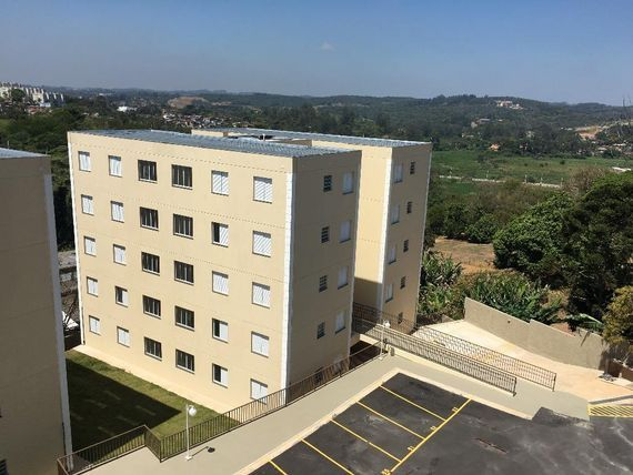 """Apartamento residencial à venda, <span itemprop=""""addressLocality"""">Vila São Joaquim</span>, Cotia - AP1504."""