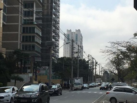 "Flat residencial à venda, <span itemprop=""addressLocality"">Alphaville Industrial</span>, Barueri."