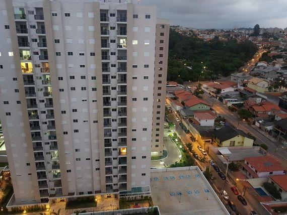 "Apartamento à venda, 53 m² por <span itemscope="""" itemtype=""http://schema.org/TradeAction""><span itemprop=""price"">R$ 390.000</span></span>- <span itemprop=""addressLocality"">City Bussocaba</span> - Osasco/SP"