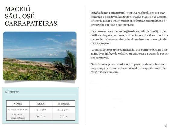 "Terreno à venda, 1600000 m² por <span itemscope="""" itemtype=""http://schema.org/TradeAction""><span itemprop=""price"">R$ 9.000.000</span></span>- Zona Rural - <span itemprop=""addressLocality"">Itapipoca</span>/CE"