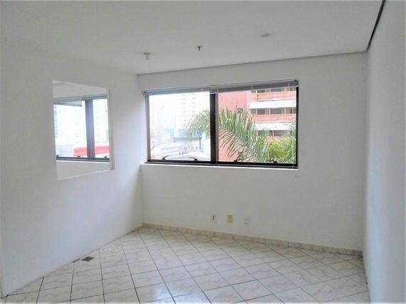 """Conjunto comercial para locação, <span itemprop=""""addressLocality"""">Moema</span>, São Paulo."""