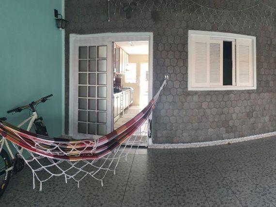 Casa residencial à venda, Conjunto Residencial Trinta e Um de Março, São José dos Campos - CA1286.
