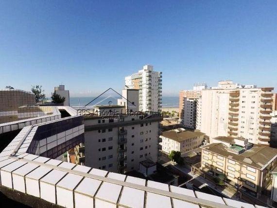"Cobertura na Vila Guilhermina em <span itemprop=""addressLocality"">Praia Grande</span> - SP"