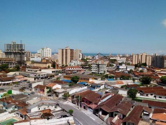 """Apartamento de 2 Dormitórios na Vila Caiçara em <span itemprop=""""addressLocality"""">Praia Grande</span>"""