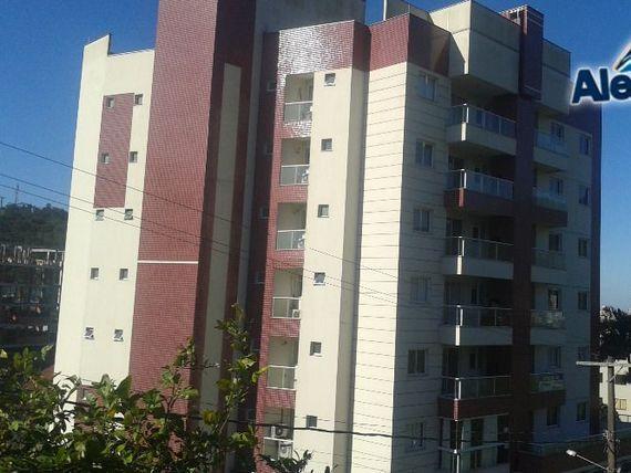 """Apartamento em <span itemprop=""""addressLocality"""">Jaraguá do Sul</span> - Jaraguá Esquerdo"""