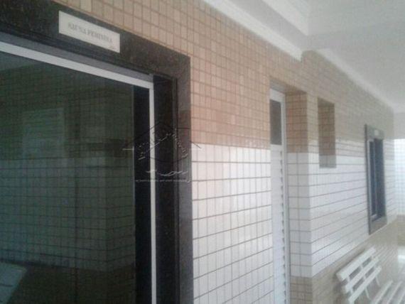 """Apartamento 2 dormitórios com suíte na Vila Caiçara em <span itemprop=""""addressLocality"""">Praia Grande</span> aceita financiamento"""