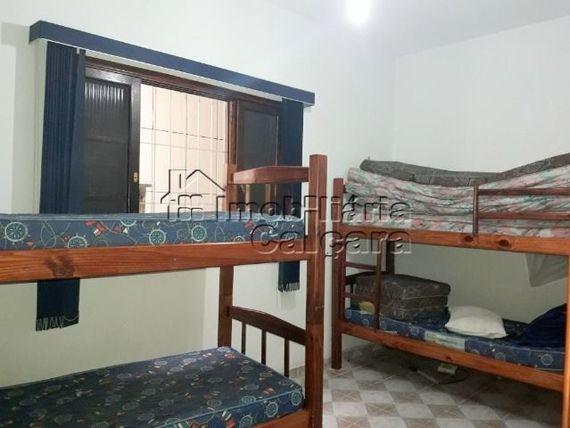 Casa 02 dormitórios isolada, no Balneário Maracanã