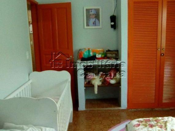 Casa isolada no Caiçara, 02 dormitórios!!!!