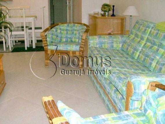 Apartamento pé na areia- 3 dormitórios com lazer e vista mar