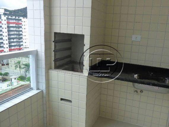 """Apartamento em <span itemprop=""""addressLocality"""">Praia Grande</span> - Boqueirão"""