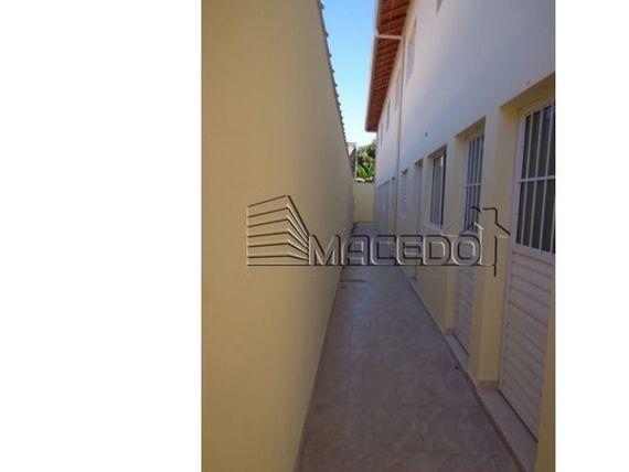 """Linda Casa de Condominio em <span itemprop=""""addressLocality"""">Praia Grande</span>"""