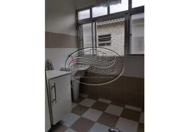 """Apartamento mobiliado no Boqueirão em <span itemprop=""""addressLocality"""">Praia Grande</span> SP."""