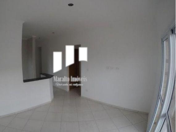 """Casa em condomínio com sacada em <span itemprop=""""addressLocality"""">Praia Grande</span> SP."""