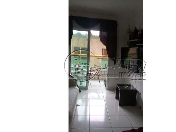 """Apartamento em <span itemprop=""""addressLocality"""">Praia Grande</span> - Vila Caiçara"""