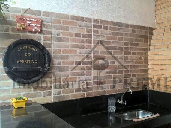 """Casa em condomínio - 3 dorm - Pq da Liberdade III - <span itemprop=""""addressLocality"""">São José do Rio Preto</span>/SP"""