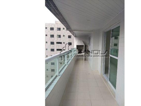 "Apartamento 2 dormitórios sendo 1 suite na <span itemprop=""addressLocality"">Praia Grande</span> - Vila Caiçara"