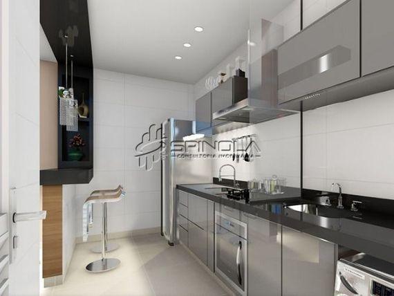 """Lançamento de 2 dormitório com suíte e varanda gourmet com lazer completo no Canto do Forte, <span itemprop=""""addressLocality"""">Praia Grande</span>"""