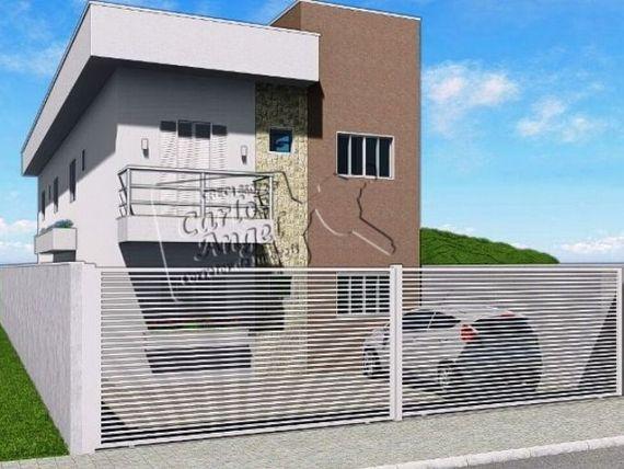 """Casa de 2 dormitórios sendo 1 suíte em condomínio fechado no Suarão em <span itemprop=""""addressLocality"""">Itanhaém</span>"""