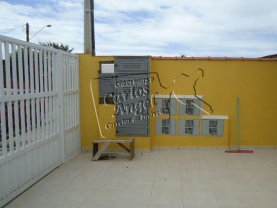 """Sobrado de 2 dormitórios em condomínio fechado no Jardim Real III em <span itemprop=""""addressLocality"""">Praia Grande</span>"""